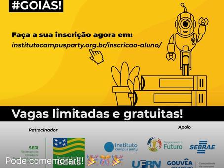 Foco nas oportunidades! Projeto INCLUDE chega ao Goiás!