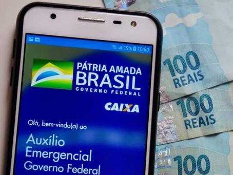 FOCO BRASIL! CAIXA CREDITOU R$ 36,5 BILHÕES DO SAQUE EMERGENCIAL FGTS