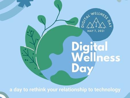 Foco nos eventos! Dia do Bem-Estar Digital