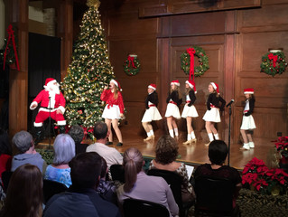 'A Christmas Cabaret' Coming to Price Center This Weekend