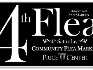 4th FLEA Set for this Sat @ Ctr