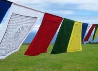 CELEBRATION OF PEACE CONTINUES AT PRICE CENTER WITH 3RD THURS PRAYER FLAG MAKING EVENT FOR ALL