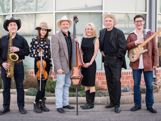 Brisket Plate Fundraiser & Two Free Western Swing Concerts set for April 8