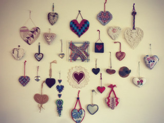 Love-Inspired Community Art Show on Display @ Price Ctr Throughout February