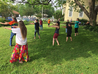 Easy Tai Chi Expands at Price Center