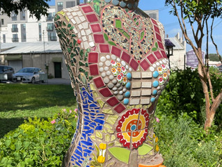 NEW PERMANENT ART INSTALLATIONS ADD TO NATURAL BEAUTY OF PRICE CENTER GARDEN