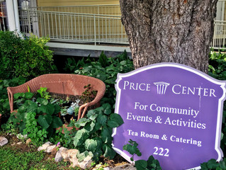 Price Center Celebrating One Year of Monthly Community Flea Markets this Saturday