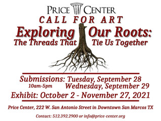 ROOTS, ANCESTRY, HERITAGE SUBJECT OF NEW COMPANION ART SHOWS AT PRICE CENTER