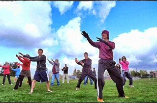 WORLD TAI CHI AND QIGONG DAY EXHIBITION OPEN TO COMMUNITY APRIL 29TH