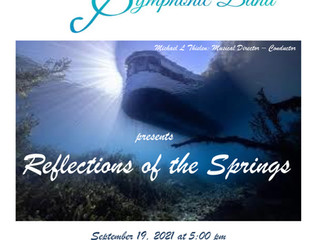 REFLECTIONS OF THE SPRINGS SET FOR SEPT 19 AT PRICE CENTER