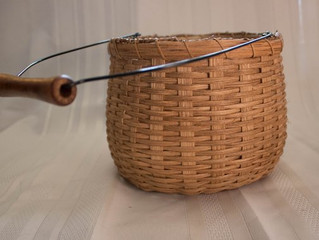 Basket Weaving Workshops Coming Soon