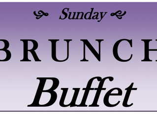 1st Sunday Brunch Going Weekly Sept. 11