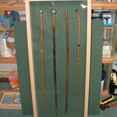 Old Fashioned Walking Canes