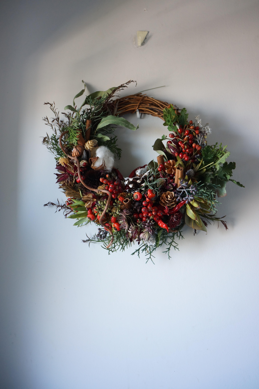 コピー: Christmas Wreth