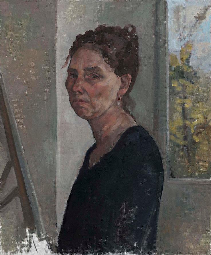 Roni Taharlev Berlin portrait November 2