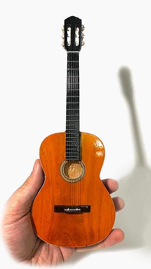 Spanish/ Classic Handcrafted Guitar Miniature