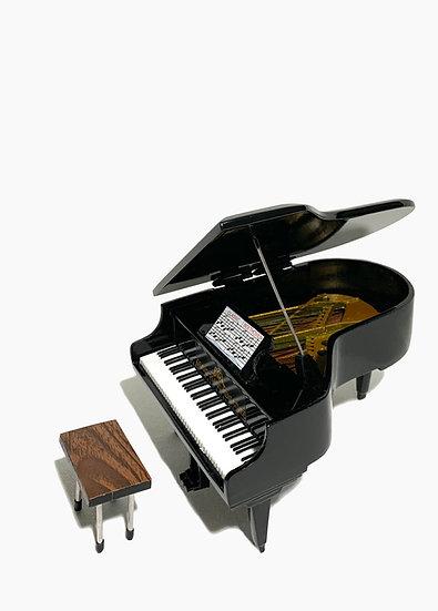 Grand Piano Miniature - Black