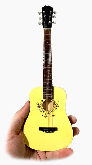 Taylor Swift - Baby Taylor Handcrafted Guitar Miniature - Exclusive Quality
