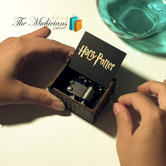 Harry Potter Theme - Special Crafted Music Box