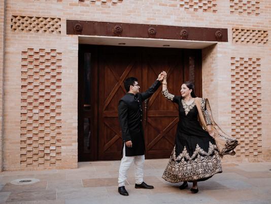 Tina + Rajat // Engaged