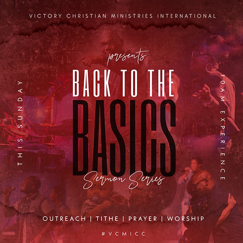 Back 2 Basics - Worship Pt 2