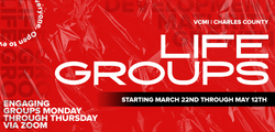Life Groups Banner