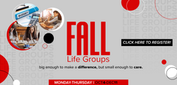 Fall Small Groups 2021 Website