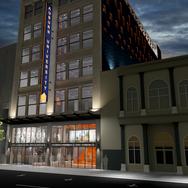 Hood McPherson Building | AU Urban Studio