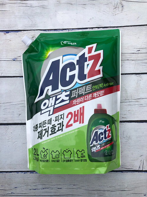 ПГН Гель для стирки белья ACT'Z Perfect Anti bacteria (bacterium)