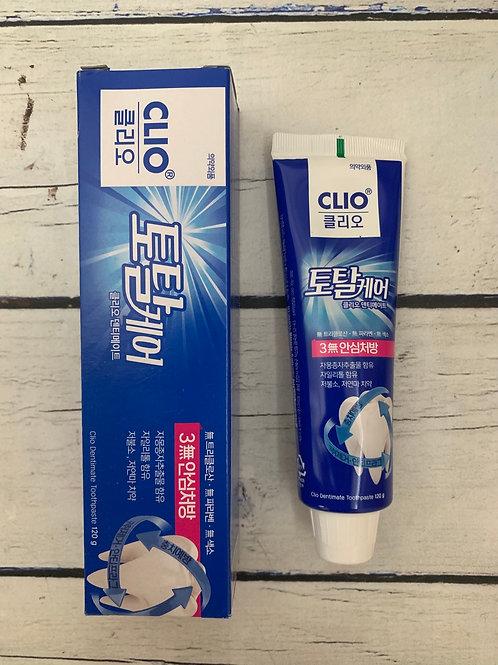 Зубная паста с грейпфрутом Clio Dentimate Total Care Toothpaste