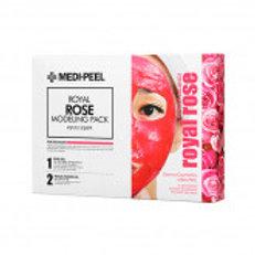 Набор из 4-х моделирующих масок с розой и маточным молочком Medi-peel Modeling P