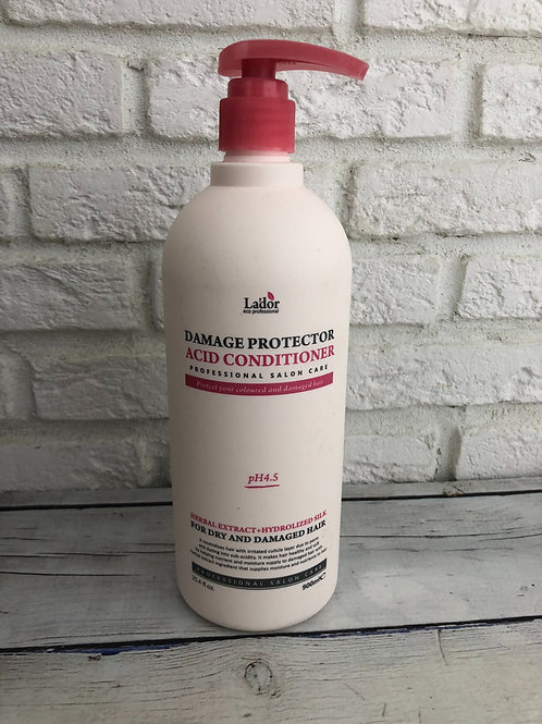 Защитный кондиционер для поврежденных волос Lador Damage Protector Acid Conditio
