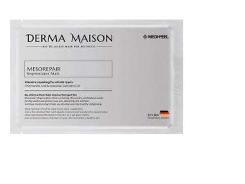 Восстанавливающая маска из биоцеллюлозы Medi-peel Derma Maison Mesorepair Regene