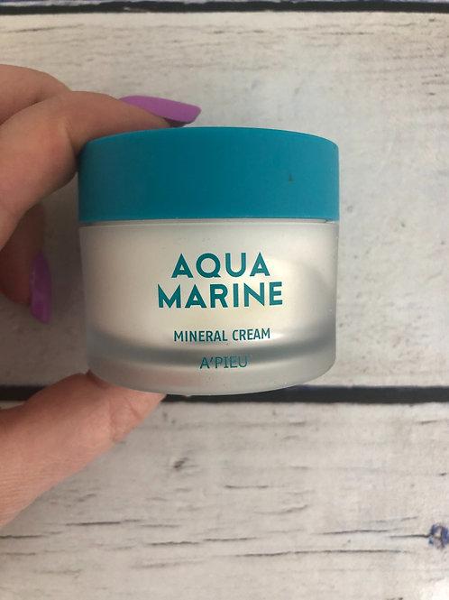 Минеральный крем с морской водой A'Pieu Aqua Marine Mineral Cream