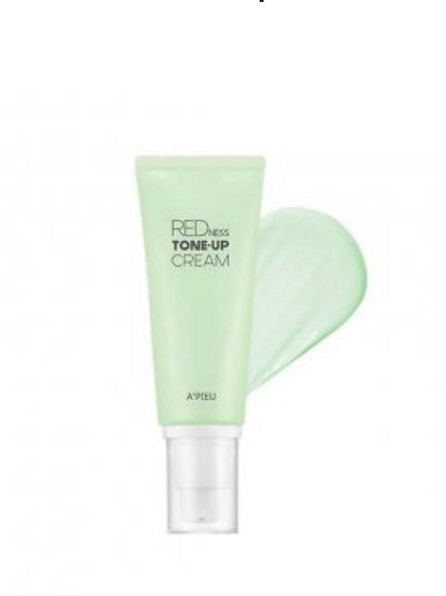 Увлажняющий крем для маскировки покраснений A'PIEU Redness Tone-up Cream