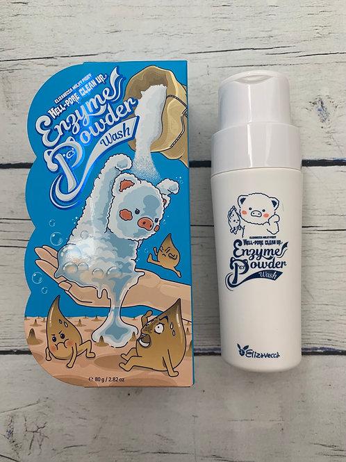 Энзимная пудра для умывания Elizavecca Milky Piggy Hell-Pore Clean Up Enzyme Pow