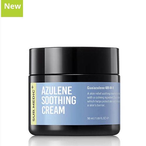 Успокаивающий ночной крем с азуленом SUR.MEDIC Azulene Soothing Cream