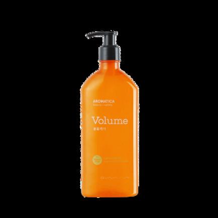 Бессульфатный шампунь для объёма волос с лемонграссом AROMATICA Lemongrass Volum