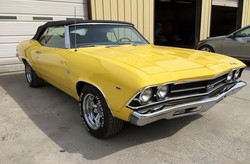 69 Chev Chevelle After