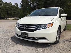 Honda Odyssey After