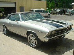 1969 Chevelle After