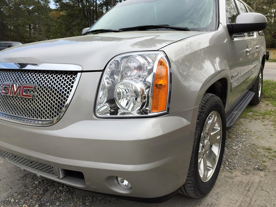 07 GMC Yukon After