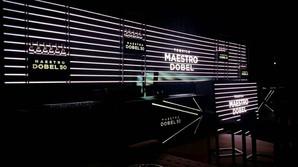 Black & White Party Maestro Dobel