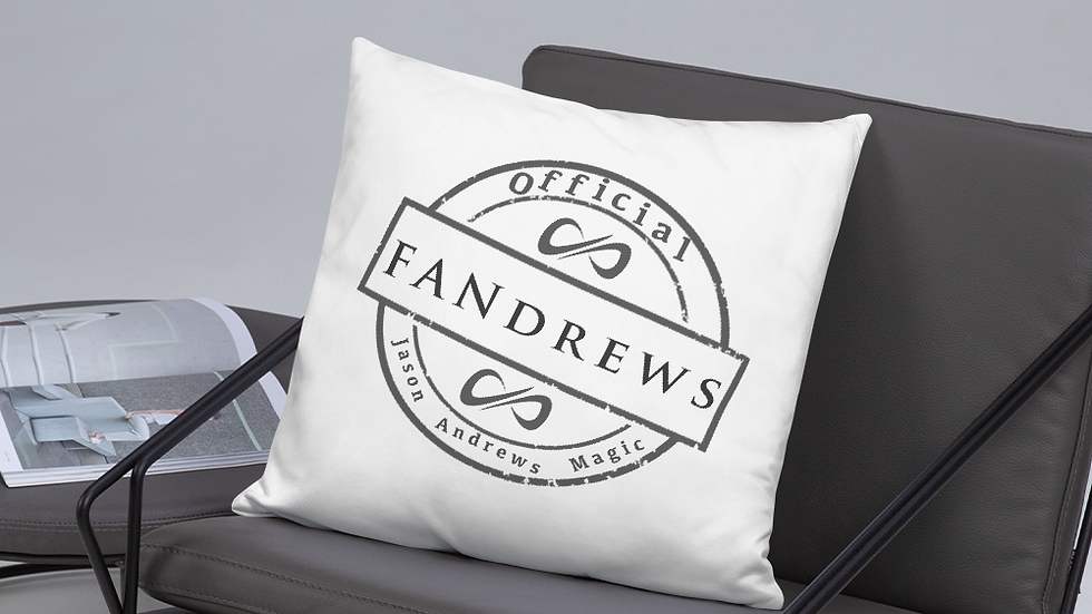 FANdrews Pillow
