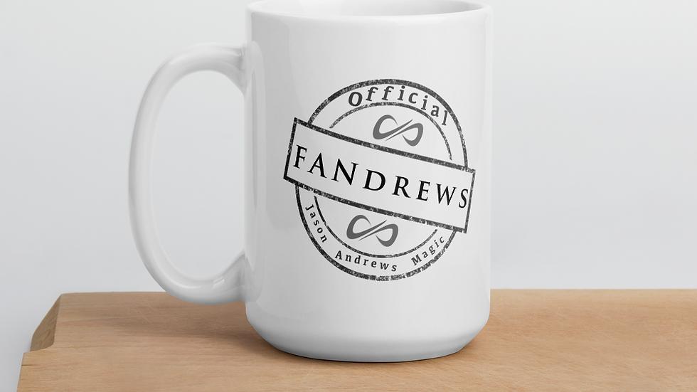 """Official """"FANdrews"""" Mug"""