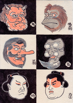 面 Masks