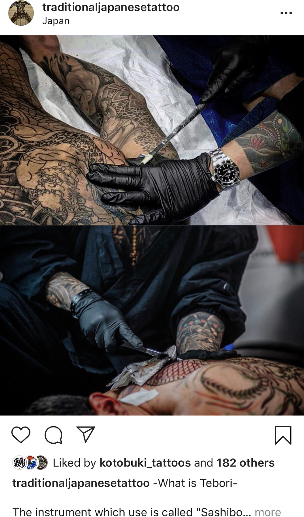 Traditional Japanese Tattoo Association