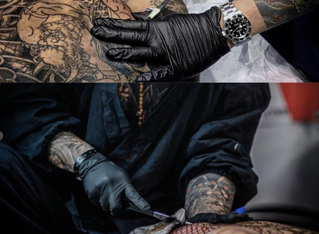 Traditional Japanese Tattoo Association