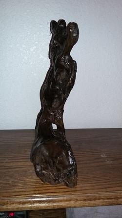 drift wood statue 005