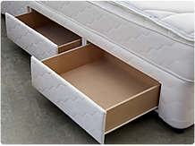 Drawer Base Bed